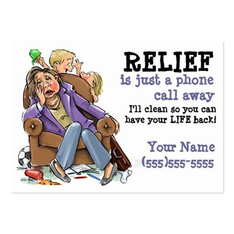 house cleaning company house cleaning business card zazzle