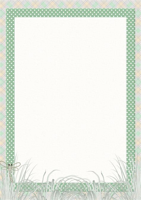 free stationery templates a4 autumn or fall free stationery template downloads