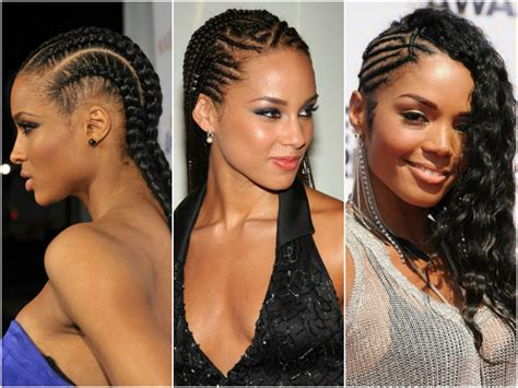 Hairstyle Photos Only Sport by From Colorful Tresses To Bold Cornrows Why Is