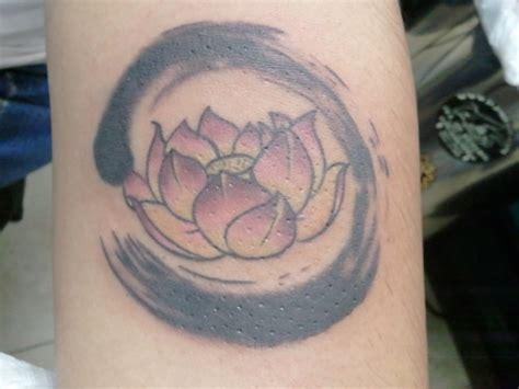 lotus enso tattoo lotus tattoo images designs