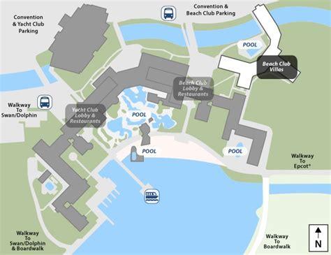 club villas room map disney s club villas