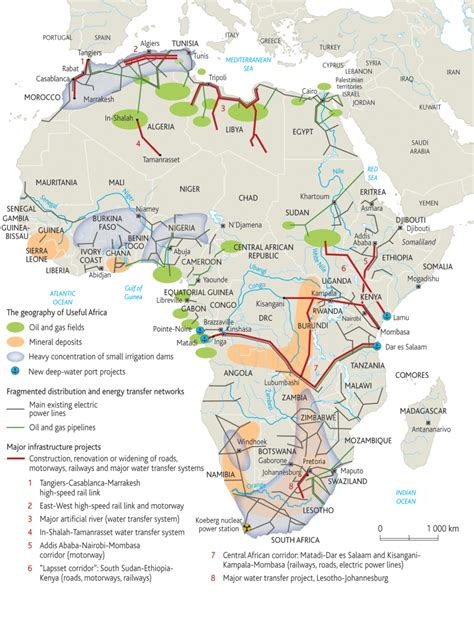 africa map resources the century international relations theory and
