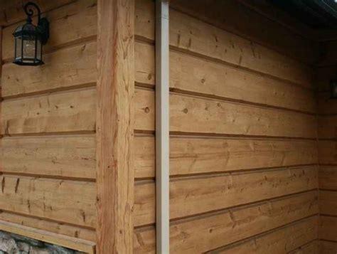 Cheap Shiplap Siding Wholesale Logs Of America Timber Siding