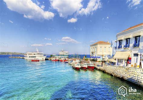 Location Île de Spetses pour vos vacances avec IHA particulier