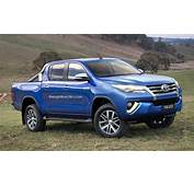 Toyota Hilux Swapping Faces With Fortuner Totally