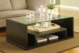 coffee tables designs best modern glass coffee table designs cdhoye