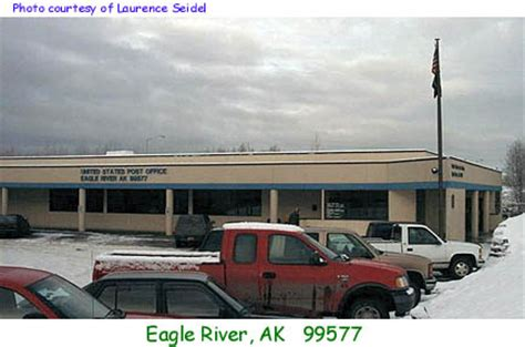 Eagle River Post Office by Alaska Post Offices