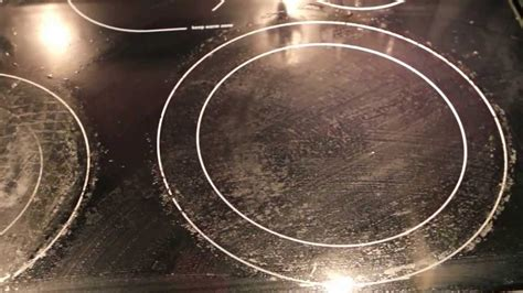 Scratches In Glass Cooktop how to clean your glass cooktop using baking soda