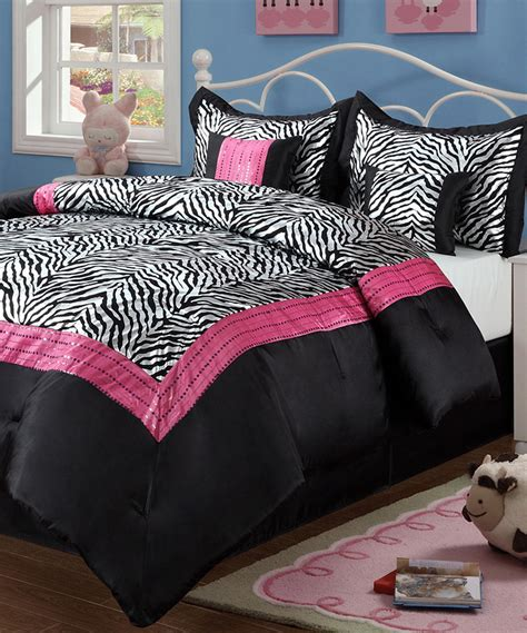 zebra comforter set pink zebra bedding set pink zebra print bedding set