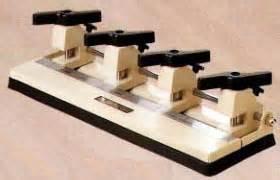 Drill Punh Tata P4 4 Punch stationery