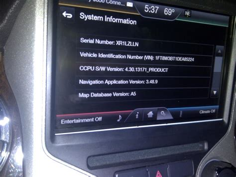 latest ford sync  map update sd card ford truck enthusiasts forums