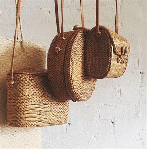 Tas Rotan Putih ini dia 7 produk asli indonesia yang bikin kangen selama
