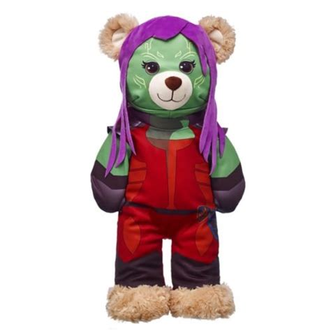 Where Can I Buy A Build A Bear Gift Card - the guardians of the galaxy become build a bear stuffed animals nerdist