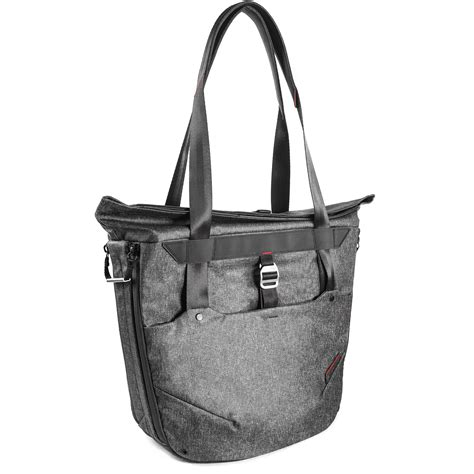 H Tote Bag peak design everyday tote bag charcoal bt 20 bl 1 b h photo