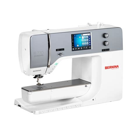 Quilting Machines Prices by Bernina 770qe Sewing And Quilting Machine Craft Depot