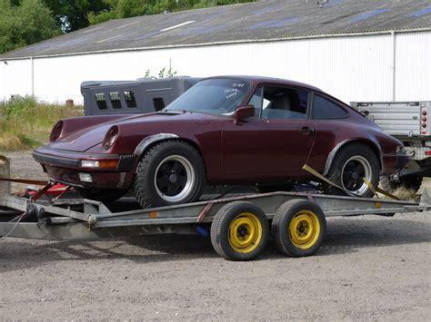 Porsche 911 Offroad by Porsche 911 Offroad Umbau Porsche Car