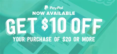 10 Dollar Paypal Gift Card - last minute christmas gift idea 10 off any 20 gift card purchase
