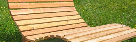 ergonomische liege selber bauen waldsofa aus dem sauerland tischlerei belke