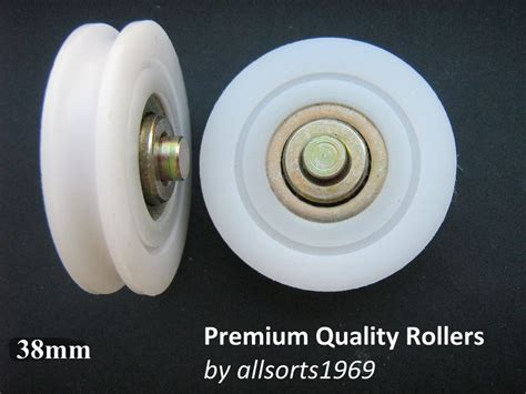 Wheels For Sliding Glass Doors Wheel Roller Glass Sliding Door Wheel Roller 38mm Heavy Duty Doric Dr36 1 Pair Ebay