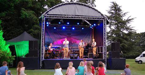 event design hertfordshire event stage hire indoor outdoor event stages stage