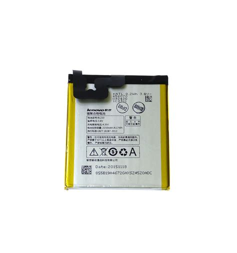 Lenovo Battery Lenovo Bl220 S850 battery bl220 2145mah oem for lenovo s850 lcdpartner