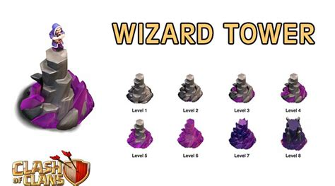 clash of clans wizard level 4 clash of clans wizard tower