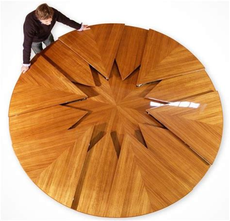 expanding table mechanism 20 unique furniture designs that will make you drool