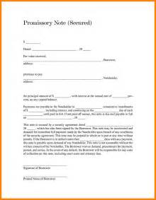 8 form promissory note coaching resume