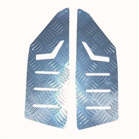 pedane t max 530 pedane coppia pedane poggiapiedi in alluminio per yamaha