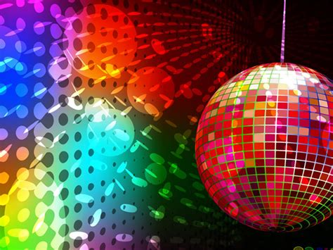 these concepts for disco theme decorations
