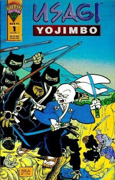 Usagi Yojimbo Book 2 comic book usagi yojimbo vol 2