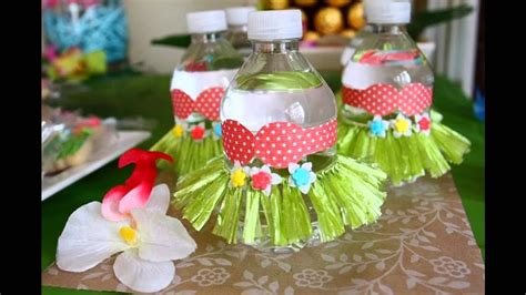 Easy Home Halloween Decorations hawaiian luau party favors ideas 1000 images about 50th