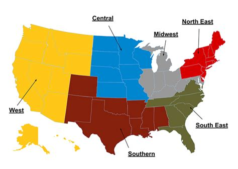 us map for sales territory sales territories singlewire software developers of