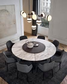 Round Marble Dining Table For 6 25 Best Ideas About Dining Room Modern On Pinterest