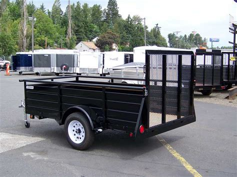 series trailer eagle sided utility series trailers sided utility