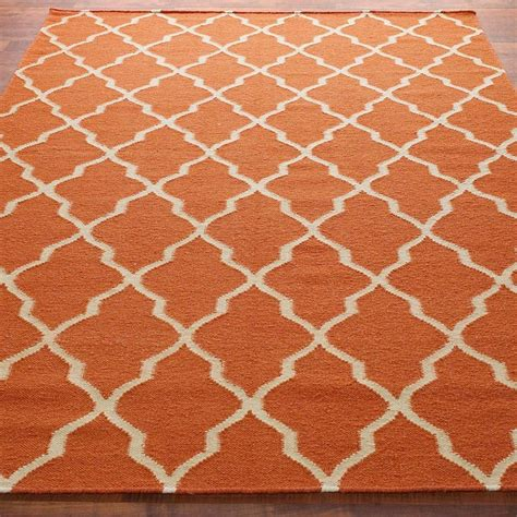 light pink trellis rug 1000 ideas about burnt orange bedroom on pinterest