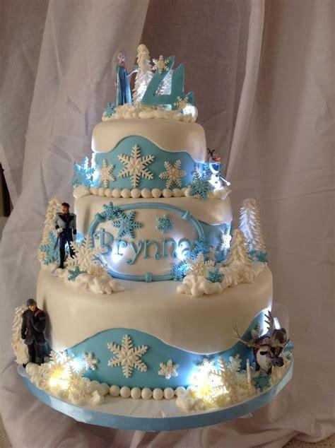 disney frozen cake cake designs pinterest disney white trees  cakes