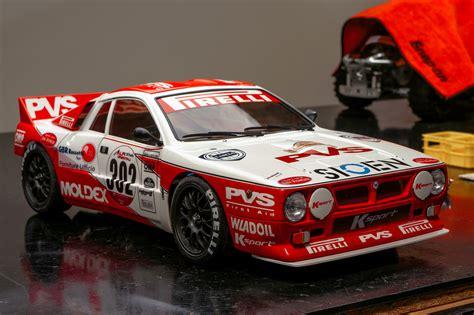 Tamiya Lancia Rally Tamiya Vintage Rc K Sport Lancia Rally 037 B タミヤ ラ