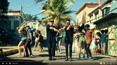 despacito presiden despacito is now the most watched youtube video ever i