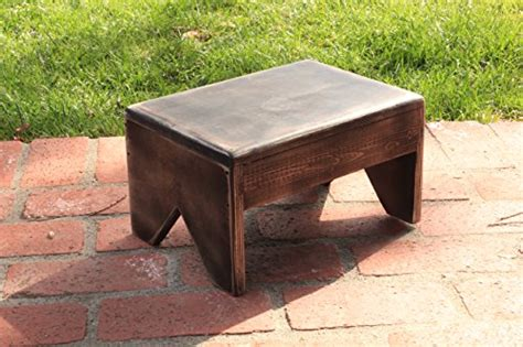 Rustic Wooden Step Stool by Wooden Step Stools For The Kitchen Thesteppingstool