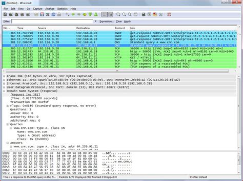 wireshark tutorial dns wireshark tutorial how to sniff network traffic
