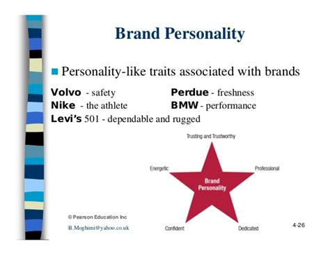 rugged personality consumer behavior ch4 personality self image and style moghimi