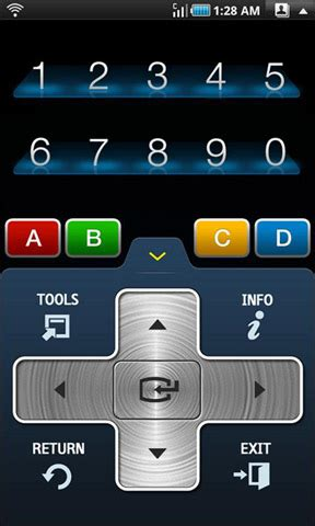 samsung remote app samsung tv remote android app to controls samsung connected tvs androidtapp