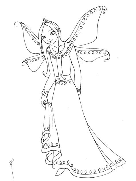 Fairies Coloring Pages Coloring Pages To Print Fairytale Colouring Pages