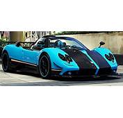 Pagani Zonda Roadster One 1/1 Voitures