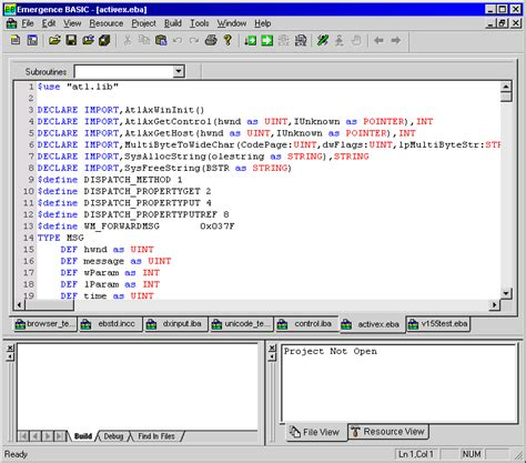 tutorial qt linguist gui designer mfc gui designer