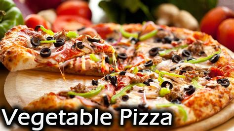 vegetables pizza vegetable pizza no yeast pizza pizza without oven