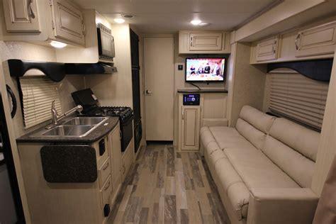 micro minnie interior features winnebago rvs