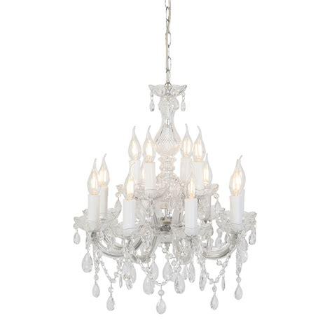kronleuchter glaskristalle silber m 246 bel qazqa g 252 nstig kaufen bei m 246 bel