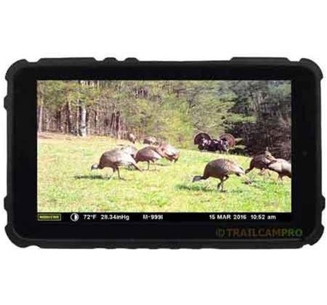 moultrie tablet viewer moultrie game camera accessory